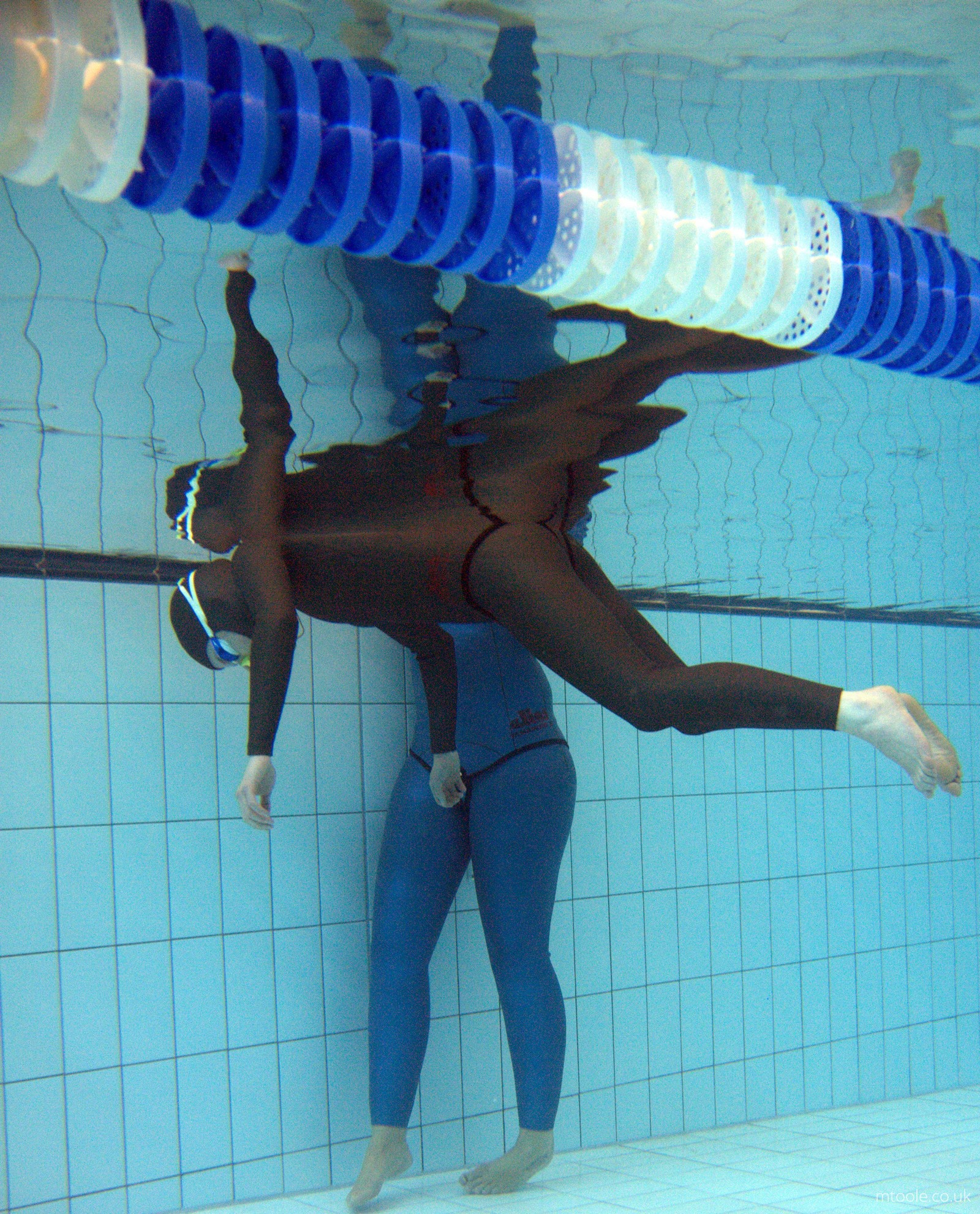 Manchester Freediving Pool Competition 2013